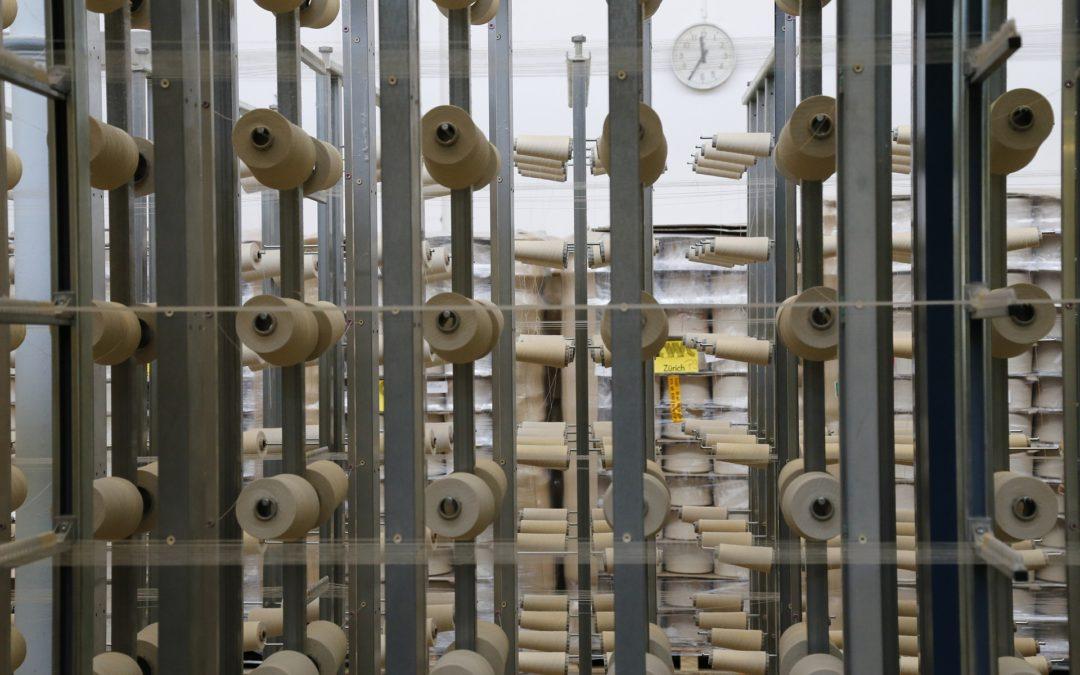 Pollution : juste derrière le pétrole ? Le textile !